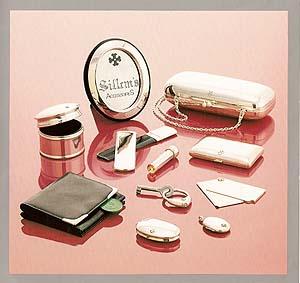 Sillems Silber-Accessoires und mehr