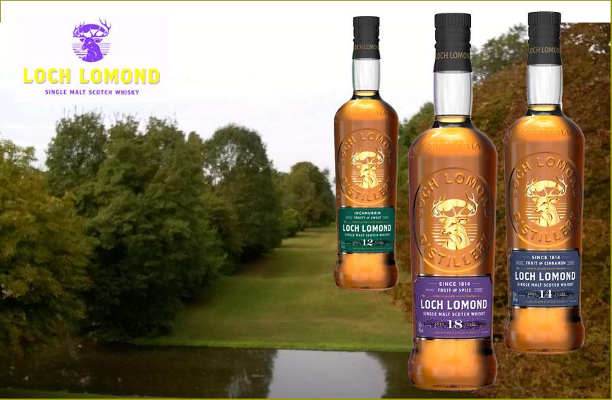 Loch Lomond Whisky falkum.de