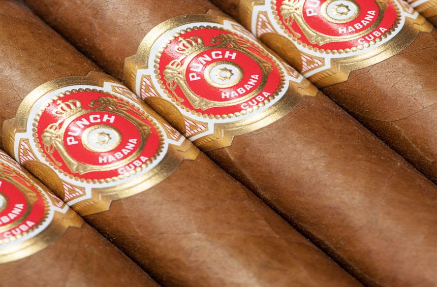 Punch-Punch-Zigarren-aus Cuba