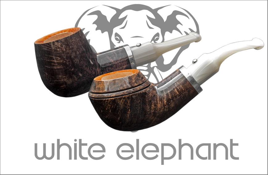 White Elephant Pfeifen